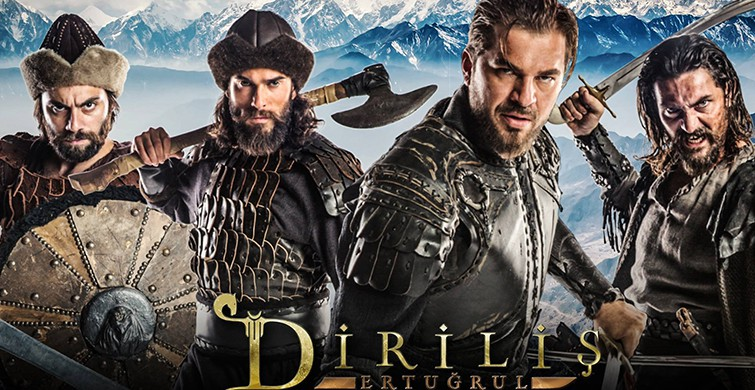 What Erdogan addresses the nation is added to the script: TV Show  Ertugrul's set workers - IPA NEWS