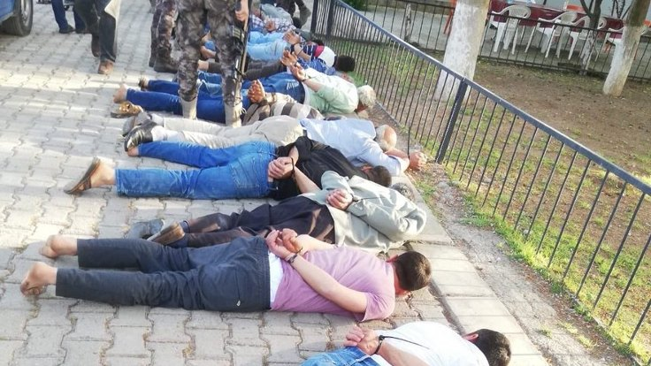 38 detainees in Turkey ill-treated and tortured: bar association
