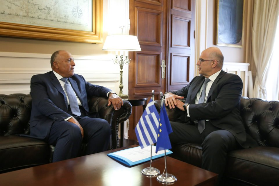 Greek minister lashes out at Turkey on eastern Mediterranean