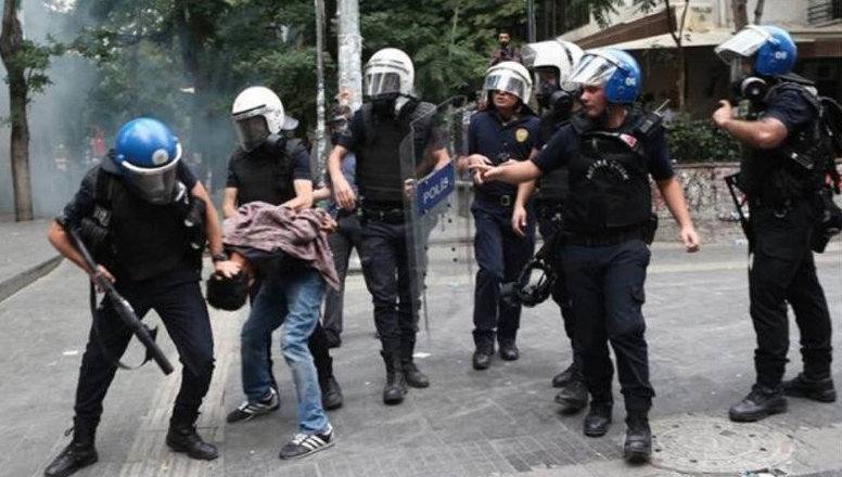 Police brutality cases in Turkey surge during eid curfew