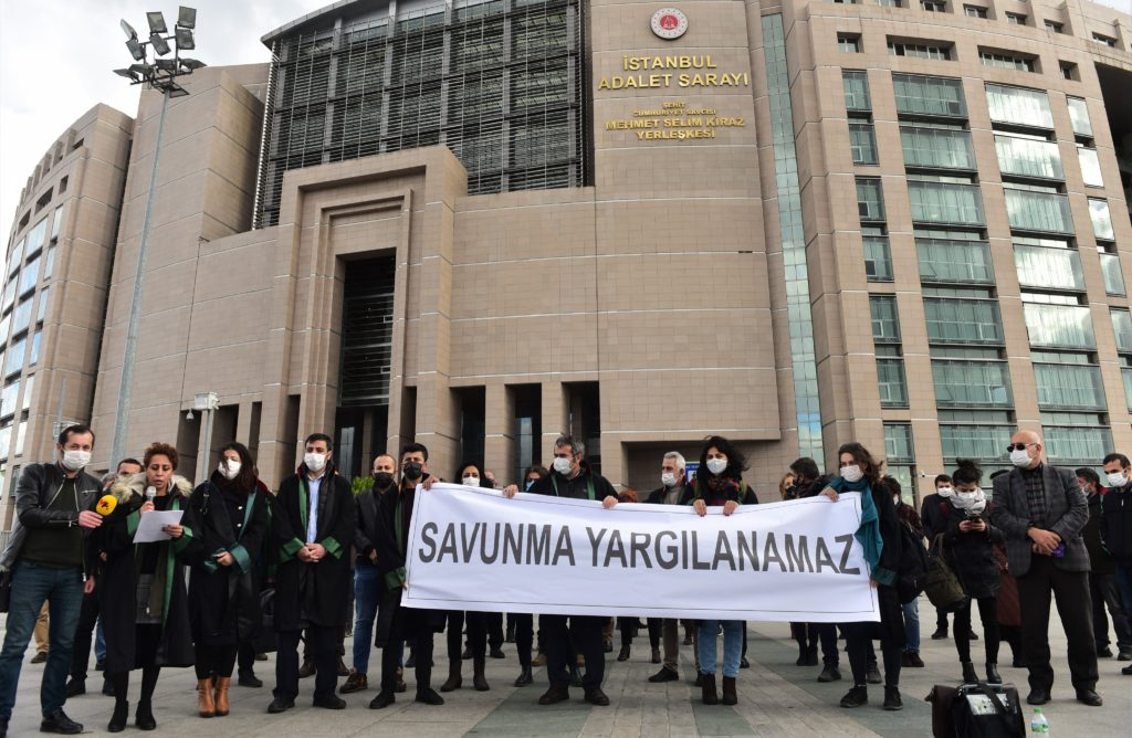 Turkey issues detention warrants for 101 people on alleged terrorism links  - IPA NEWS